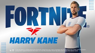 Harry Kane's 'Sweet Victory' Emote is coming to Fortnite!