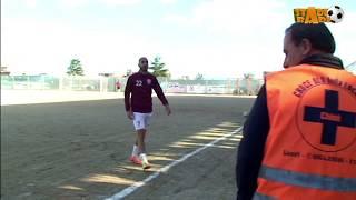 Locri-Sersale 2-0 gara integrale