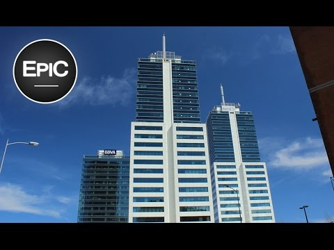 WTC World Trade Center Montevideo - Uruguay (HD)