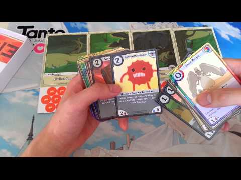 Adventure Time Card Wars BMO Vs. Lady Rainicorn