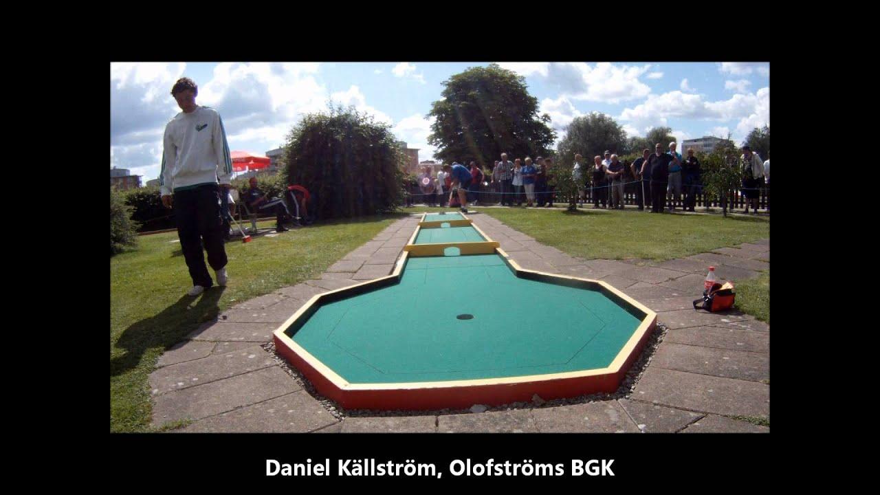 Bangolf Sm 2011 Finalrundorna Del3 Youtube