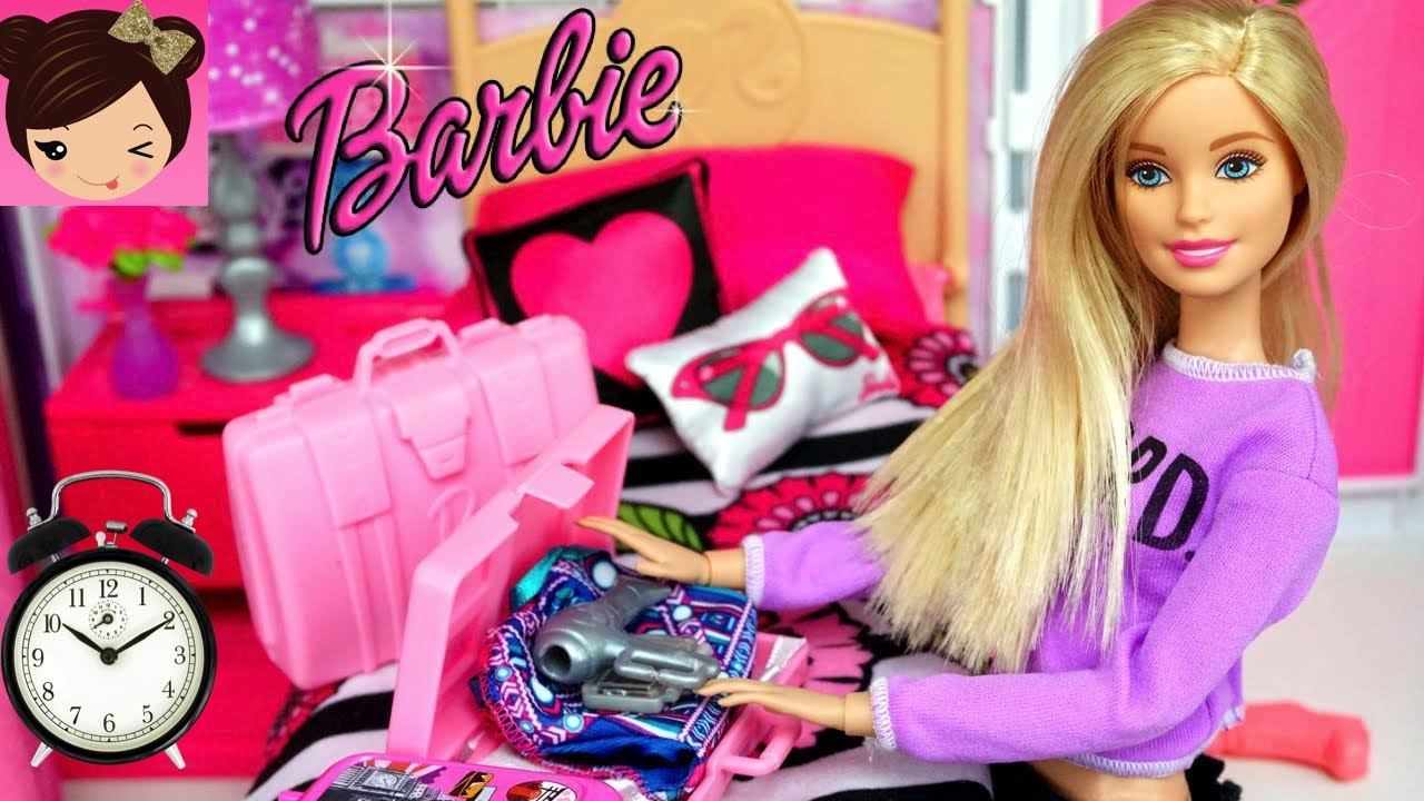 barbie kid videos