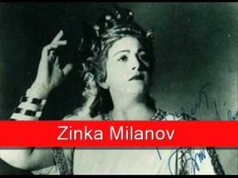 Zinka milanov bellini norma 39 casta diva 39 youtube - Norma casta diva bellini ...
