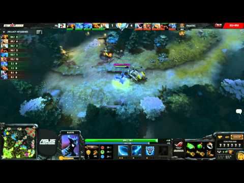 PR vs Fnatic , SLTV Europe Season X, Day 15, Game 3