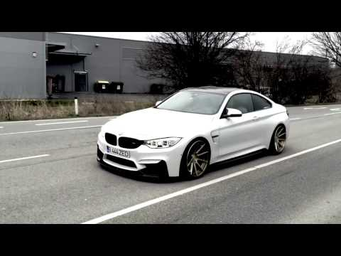 BMW M4 ZED Special Performance Wheels Spring