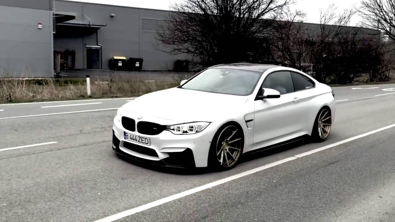 Bmw M4 Zed Special Performance Wheels Spring Youtube