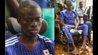 L'histoire triste du lutteur Mamadou Diop