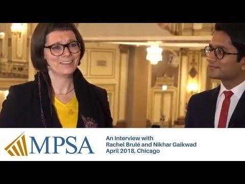 MPSA 2018 Award Interviews