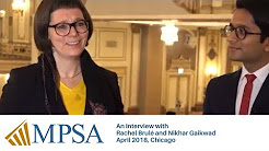 MPSA 2018 Award Interviews