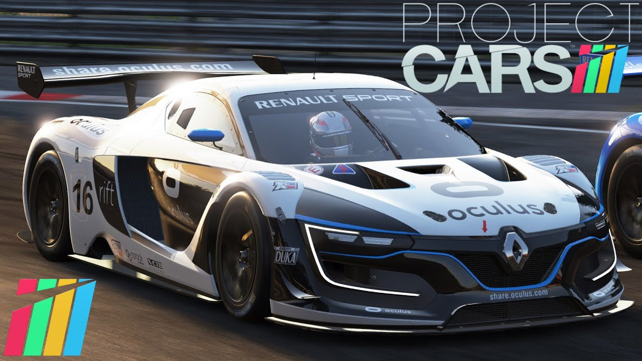 Project CARS | R.S. 01 | Renault Sport DLC | Nordschleife - YouTube