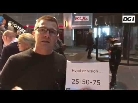 Voxpop: Kender DGI's delegerede vision 25-50-75?