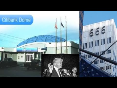 Donald Trump & Jared Kushner 666 5th Ave - Citibank & The Flat Earth Logo Hidden In Plain Sight