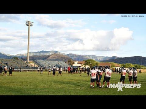 Impressive High School Football Stadium In Hawaii