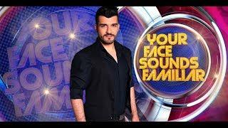 Γιάννης Χατζόπουλος - Best of Your Face Sounds Familiar 4