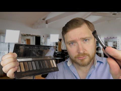ASMR - Makeup Artist Roleplay (Movie Premiere)