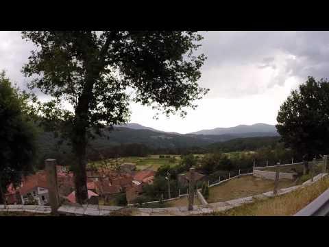A vila Lobios Ourense