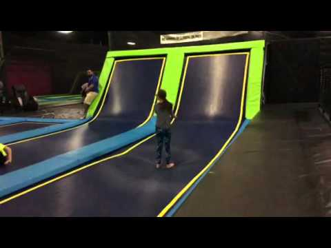 Fly high trampoline coupons