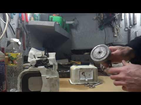 Вся правда остановки  и устройства газового счетчика Gallus 2000 g4 . Магнит на газовый счетчик.