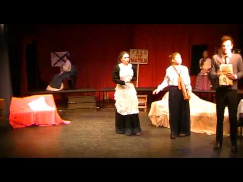 XAVERIAN COLLEGE MANCHESTER - Drama: Speek No Evil