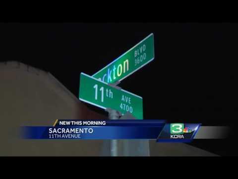 Sacramento Police investigate south area homicide