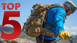 TOP 5 Best Hiking Backpack 2019 🎒 Coolest BACKPACKS You Should Buy!
