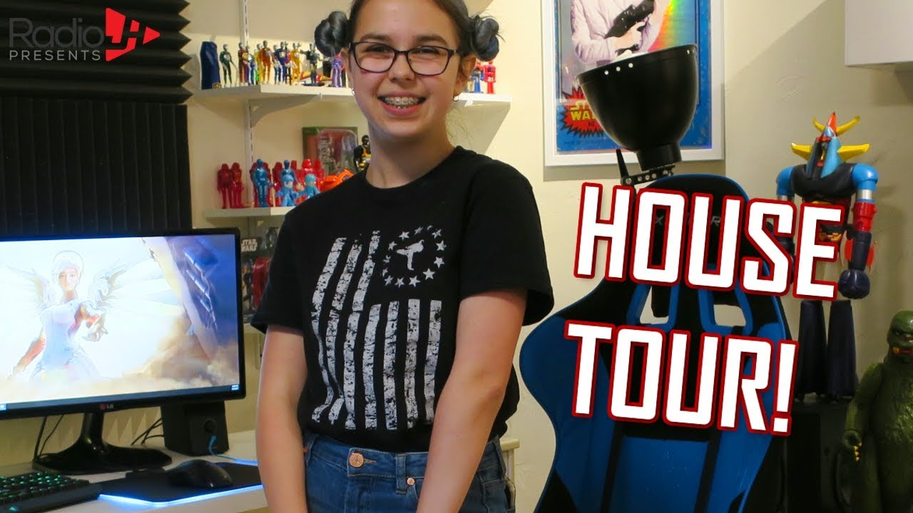 House Bunny Characters regarding house tour update and 5 year youtube anniversary! - youtube
