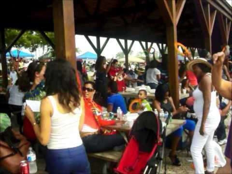 Panamanian Festival in the US 2012