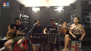 Arena Cahaya cover by The Macarons