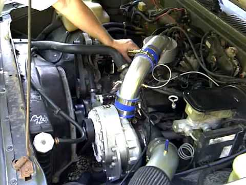 Chevy Truck Blower Wiring 1989 S10 2 8 V6 Tbi Supercharged Powerdyne Youtube