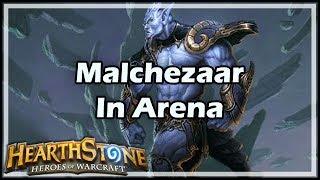 [Hearthstone] Malchezaar In Arena thumbnail