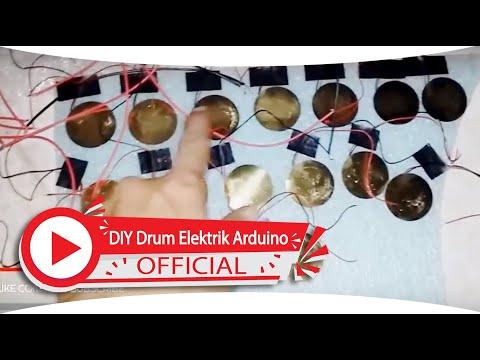Arduino Mega Drum 16 Channel Project #1