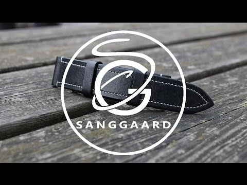 Custom Made Watch Strap - Sanggaard Straps