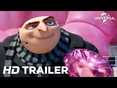 Thumbnail: Despicable Me 3 - Official Trailer 1 (Universal Pictures) HD