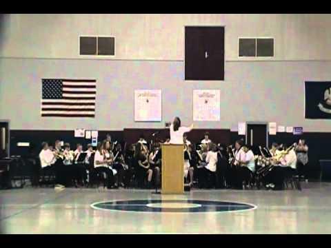 Calhoun Middle School Band -7th Grade - 5/12/11