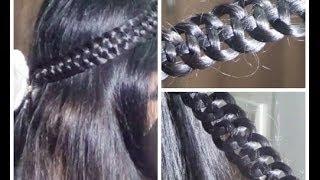 4 strand slide up braid cgh inspired