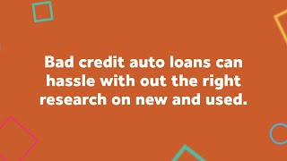 Bad Credit Auto Financing in Cleveland Ohio. Bad Credit, No Credit, Subprime Credit Loans