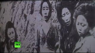 Власти Японии пытаются скрыть информацию о принудительной проституции во время Второй мировой войны