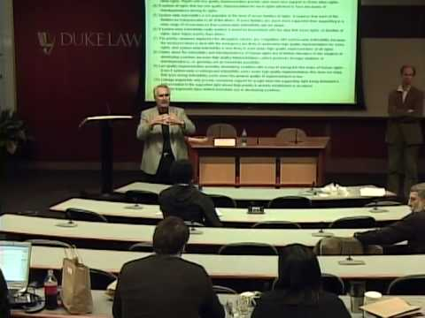 James Nickel | Human Rights: Challenging the Indivisibility Doctrine