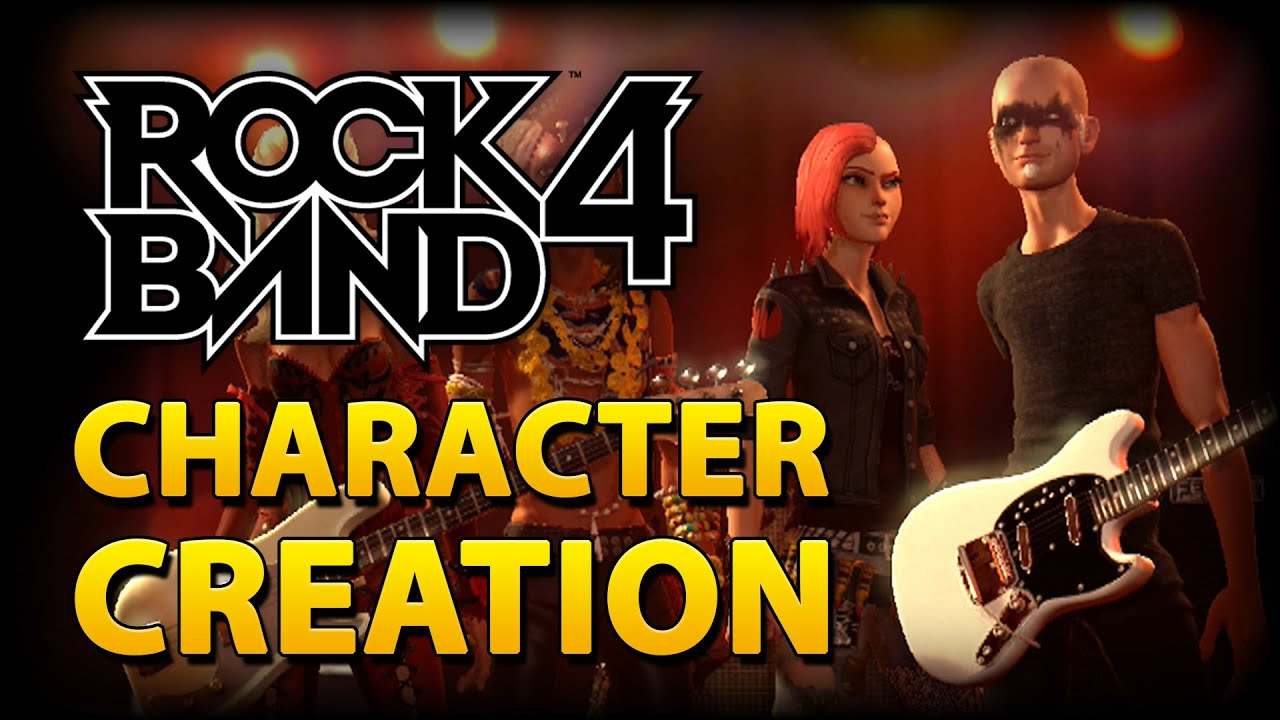 how to sing in rock band 4