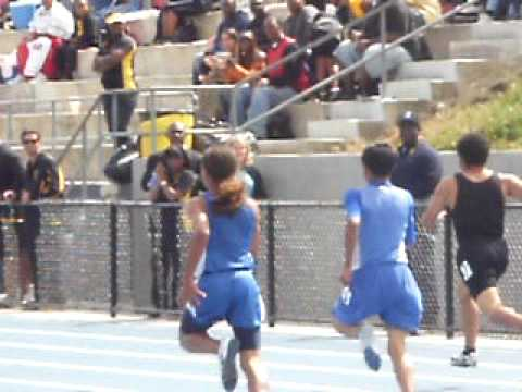 Damion Marshall(track and field)