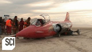 This Jet Car Can Go 440 MPH