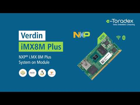 Introducing the Verdin