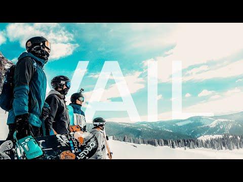 Vail Colorado Snowboarding 2019 | GoPro 4K