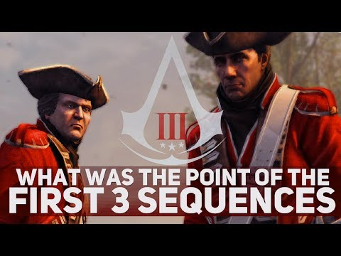 Assassin's Creed III - The Reason Behind the Haytham Sequences