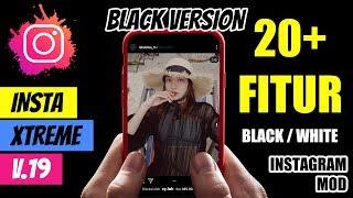 Gambar cover Instagram Mod Xtreme Punya 20+ Fitur - InstaMOD Black Version!