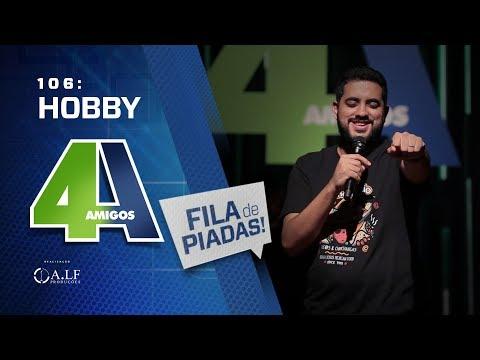 FILA DE PIADAS - HOBBY - #106 thumbnail