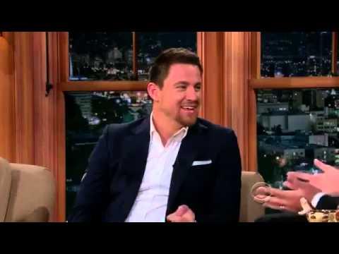 Channing Tatum, Marc Maron on Craig Ferguson Full Interview 27 June, 2013