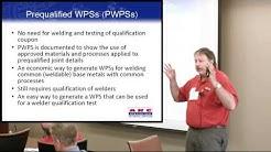 Welding Codes and Standards - Richard Holdren