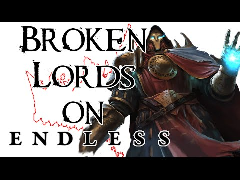 Broken Lords on Endless 01 - Steeling My Resolve (Endless Legend Gameplay)