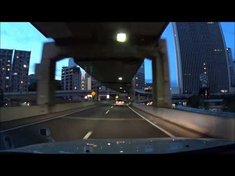 Tokyo night drive 2015 May2